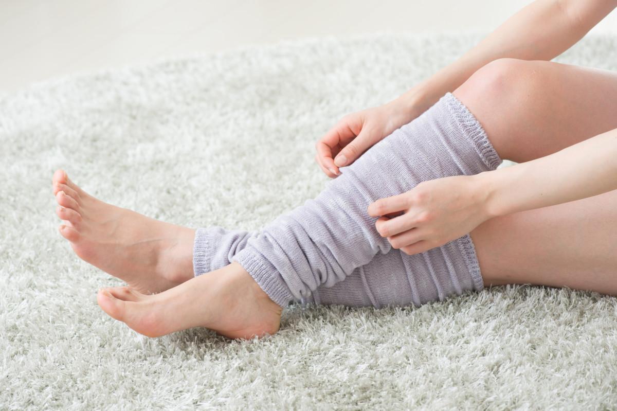 冷え性の足は暑い夏場でも感じる冷え|どうすれば抑えられるの?